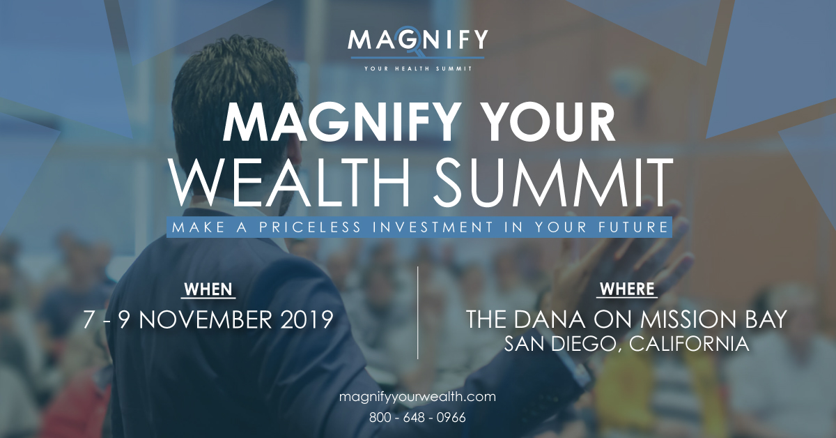 Magnify Your Wealth Summit